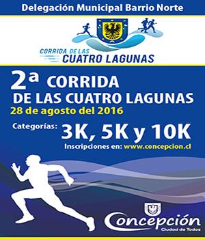 Corrida 4 Lagunas