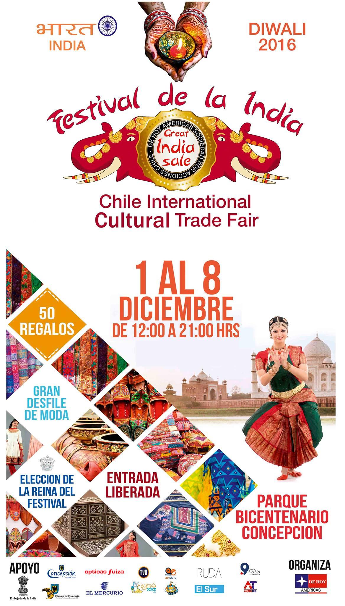 FESTIVAL INDIA-AFICHE