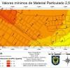 PM 2,5 min - 9-10 hrs Lzo Arenas