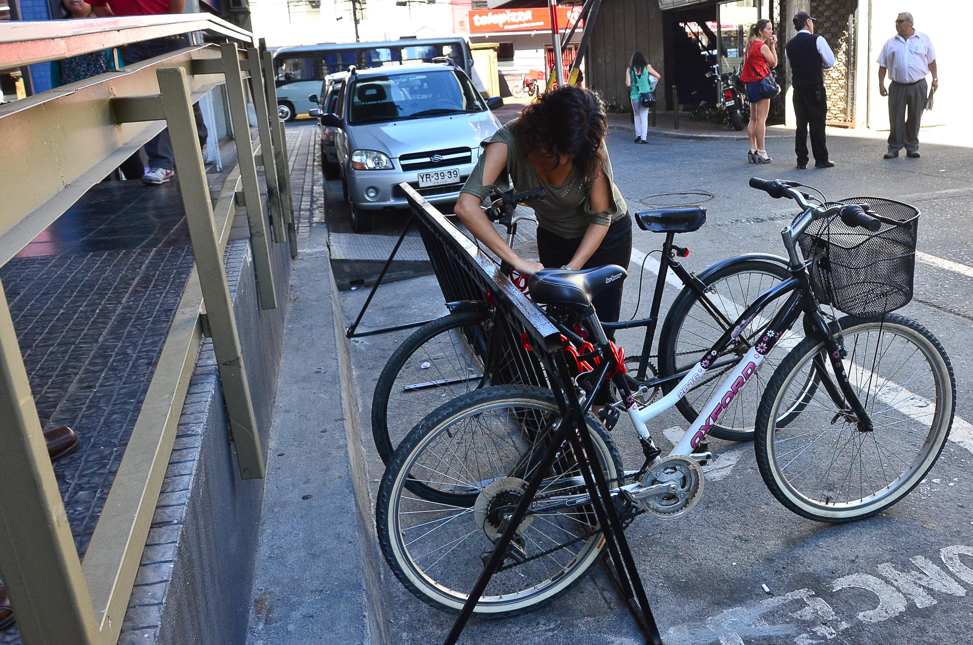 Sexo en bici - 1 part 1