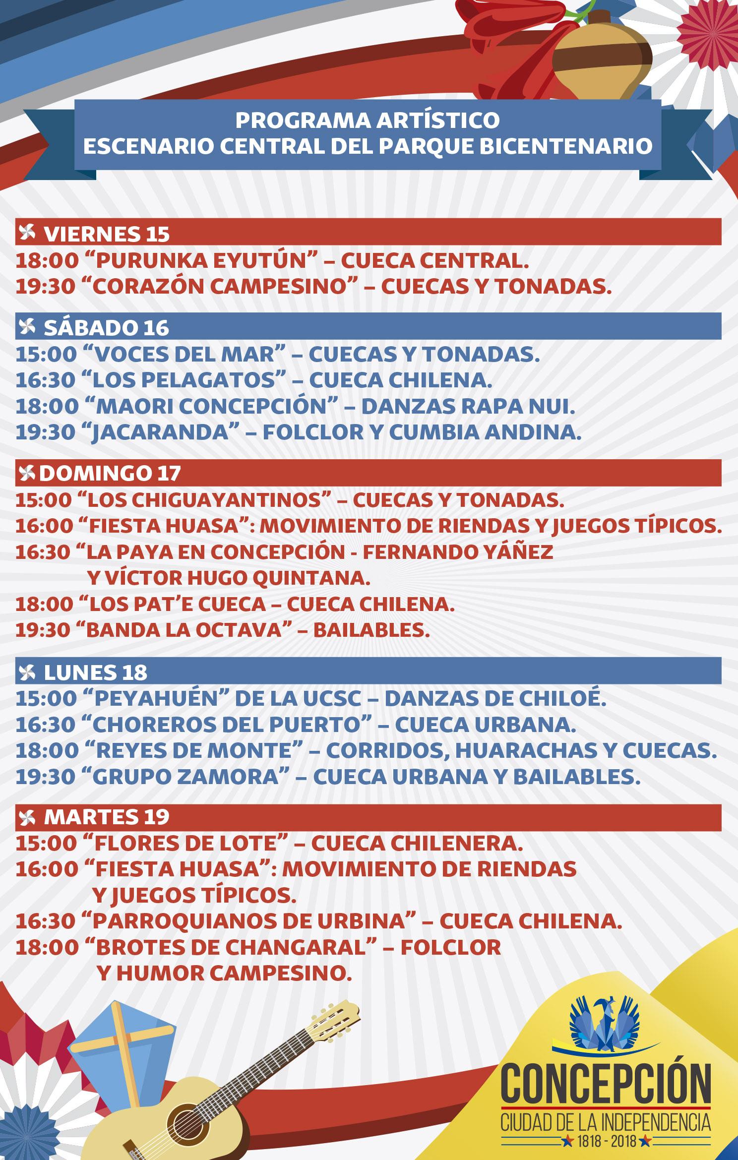 actividades bicentenario